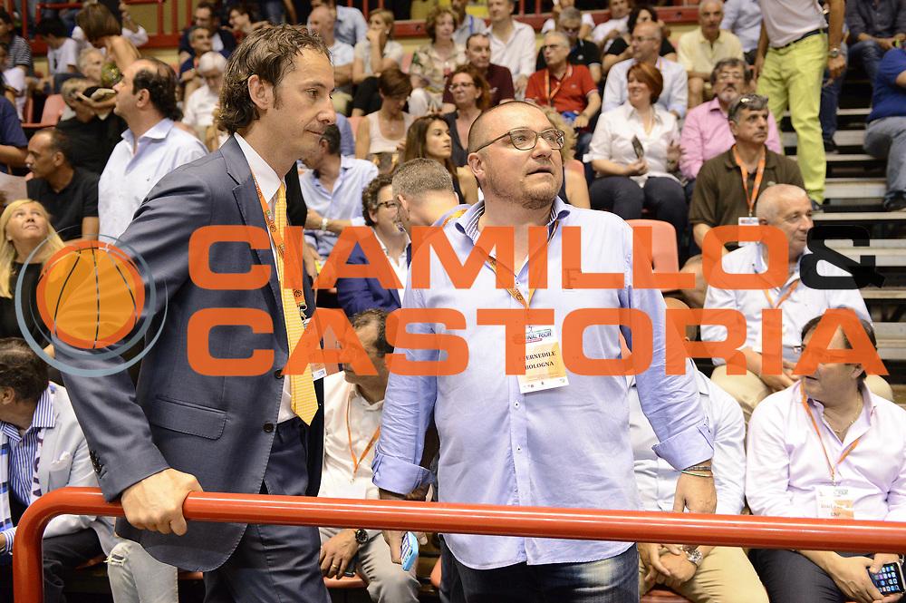 DESCRIZIONE : Forli DNB Final Four 2014-15 Gecom Mens Sana 1871 Eternedile Bologna<br /> GIOCATORE : Claudio Coldebella <br /> CATEGORIA : vip<br /> SQUADRA : <br /> EVENTO : Campionato Serie B 2014-15<br /> GARA : Gecom Mens Sana 1871 Eternedile Bologna<br /> DATA : 13/06/2015<br /> SPORT : Pallacanestro <br /> AUTORE : Agenzia Ciamillo-Castoria/M.Marchi<br /> Galleria : Serie B 2014-2015 <br /> Fotonotizia : Forli DNB Final Four 2014-15 Gecom Mens Sana 1871 Eternedile Bologna
