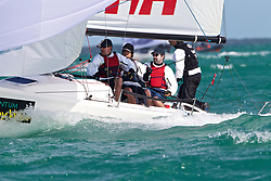 Quantum Key West 2013, third day of racing.J 70 Helly Hansen , USA 2   Alan Cooper winner J 70 division.