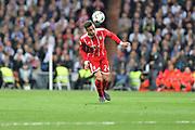 Corentin Tolisso (Bayern Munich) during the UEFA Champions League, semi final, 2nd leg football match between Real Madrid and Bayern Munich on May 1, 2018 at Santiago Bernabeu stadium in Madrid, Spain - Photo Laurent Lairys / ProSportsImages / DPPI