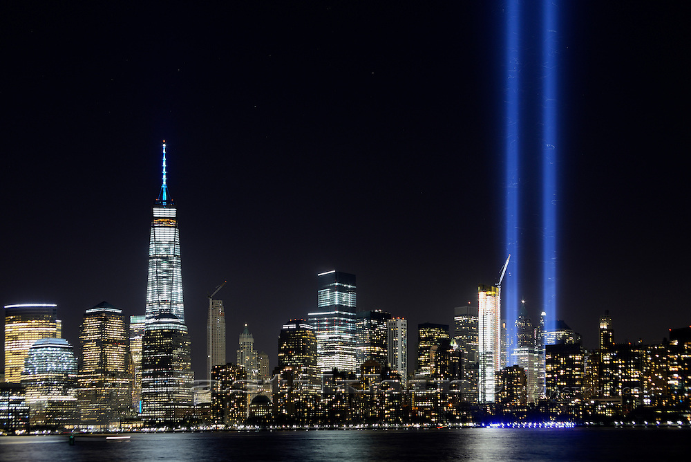 Memory of World Trade Center.