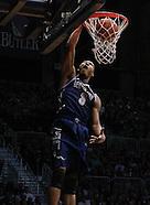 NCAA Basketball - Butler Bulldogs vs Georgetown Hoyas - Indianapolis, In