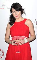 Alice Lowe, London Critics Circle Film Awards, May Fair Hotel, London UK, 18 January 2015, Photo by Richard Goldschmidt
