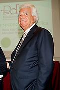 2013/06/19 Roma, convegno sulla fine della Seconda Repubblica. Nella foto Denis Verdini.<br /> Rome, convention about Second Republic. In the picture Denis Verdini - &copy; PIERPAOLO SCAVUZZO