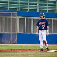 Baseball - European Cup 2009 - Nettuno (Italy) - 01/04/2009 - Tenerife Marlins v Rouen Baseball '76 - Luc Piquet