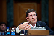 "Aug 3, 2010 - Washington, District of Columbia, U.S., - RICHARD BERNER, managing director and co-head of global economics and chief U.S. economist for Morgan Stanley & Co. Inc. testifies before a Senate Budget Committee hearing on ""A Status Report on the U.S. Economy."".(Credit Image: © Pete Marovich/ZUMA Press)"