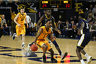 February 3, 2018 - Johnson City, Tennessee - Freedom Hall: ETSU guard Desonta Bradford (1)<br /> <br /> Image Credit: Dakota Hamilton/ETSU