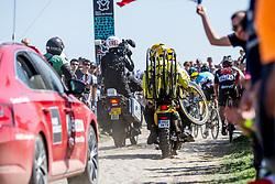 Secteur 25, Briastre à Solesmes, 2017 Paris-Roubaix, France, 9 April 2017, Photo by Thomas van Bracht / Peloton Photos Troisvilles à Inchy, 2017 Paris-Roubaix, France, 9 April 2017, Photo by Thomas van Bracht / Peloton Photos