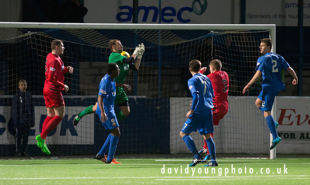 - Montrose v Queens Park - SPFL Division 2 at Links Park<br /> <br />  - &copy; David Young - www.davidyoungphoto.co.uk - email: davidyoungphoto@gmail.com