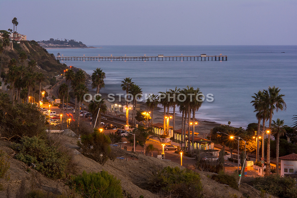 North San Clemente Looking South