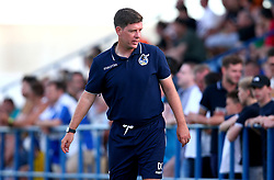Bristol Rovers manager Darrell Clarke - Mandatory by-line: Robbie Stephenson/JMP - 18/07/2017 - FOOTBALL - Estadio da Nora - Albufeira,  - Hull City v Bristol Rovers - Pre-season friendly