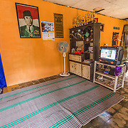 CAPTION: This is Wonosari's flood shelter. When a 'red warning' is issued, all households must evacuate to this shelter, which is on higher ground. LOCATION: Wonosari, Semarang, Indonesia. INDIVIDUAL(S) PHOTOGRAPHED: .