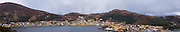 Highresolution panorama over Leinøy, Norway | Høyoppløslig panorama over Leinøy, Norge