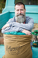 Rick Stagner, owner of Mollyjogger.com<br /> in Fayetteville, Arkansas