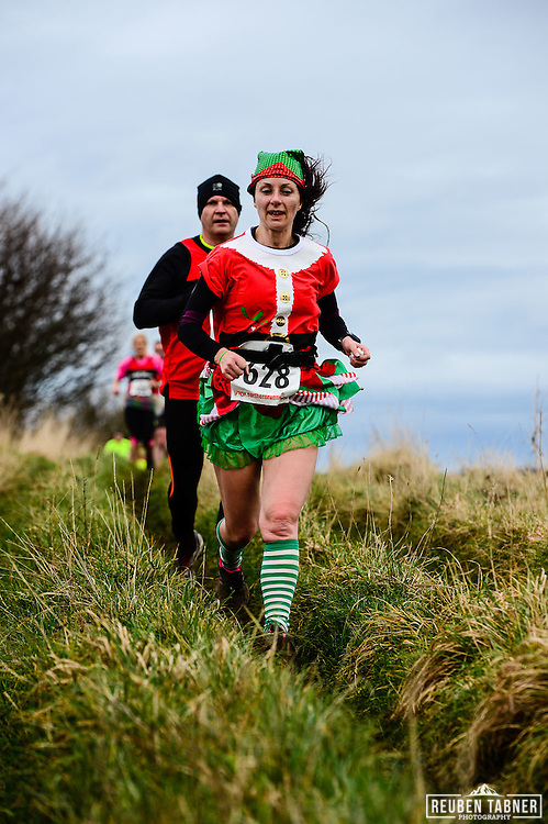 The Loftus & Whitby A.C. Poultry Run has been held just before Christmas for 31 years. It is a multi-terrain event, which is approximately 8 miles in length and has built up a reputation as one of the friendliest and most fun events in the North East running calendar.