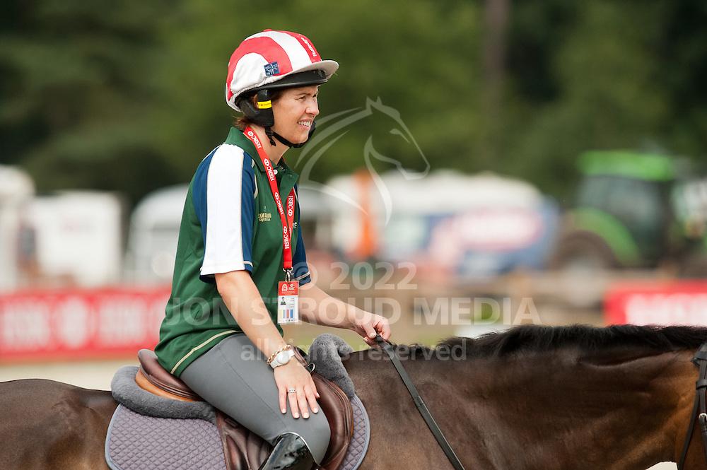 Jayne Doherty (IRL) - European Eventing Championships 2011 - Luhmühlen, Salzhausen, Germany - 24 August 2011