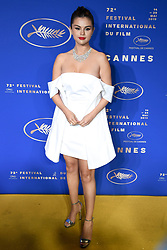 May 15, 2019 - Cannes, France - 72eme Festival International du Film de Cannes. Arrivée des invités au diner d'ouverture. 72th International Cannes Film Festival. Photocall with celebrities attending official dinner.....239125 2019-05-14  Cannes France.. Gomez, Selena (Credit Image: © L.Urman/Starface via ZUMA Press)