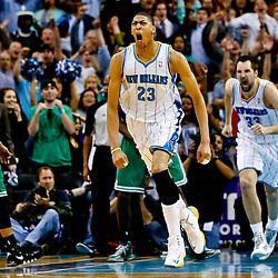 03-20-2013 Boston Celtics at New Orleans Hornets