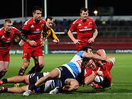 Munster v Benetton Rugby Treviso 141115