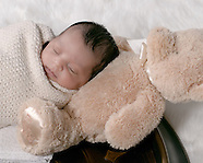 Newborn Session - Zara
