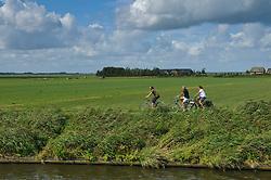 eemland, netherlands, river eem Eempolder, Nationaal Landschap Arkemheen Eemland. Utrecht, Soest, Baarn, Eemnes. De Eem
