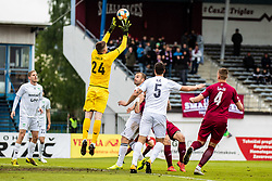 Ziga Frelih of NK Krsko during Football match between NK Triglav Kranj and NK Krsko in 33th Round of Prva liga Telekom Slovenije 2018/19, on May 15th, 2019, in Sports park Kranj, Slovenia. Photo by Grega Valancic / Sportida