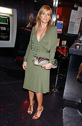 Actress MICHELLE COLLINS at the 40th birthday party and celebration of 20 years as a leading stylist of David Thomas held at Too2Much club, 11 Walkers Court, London W1 on 22nd March 2006.<br /><br />NON EXCLUSIVE - WORLD RIGHTS