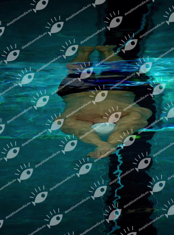 KOROTYSHKIN Evgeny RUS.50 Butterfly Men.heats.XVI European Short Course Swimming Championships.Chartres - FRA France Nov. 22 -25 2012.Day04.Photo G.Scala/Deepbluemedia/Inside