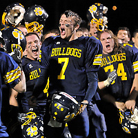 10.22.2010 Amherst at Olmsted Falls Football & Bands