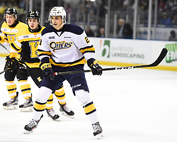 Patrick Fellows of the Erie Otters. Photo by Aaron Bell/OHL Images