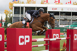 Hendrix Michel, (NED), Baileys<br /> CSIO 5* Spruce Meadows Masters - Calgary 2016<br /> © Hippo Foto - Dirk Caremans<br /> 11/09/16