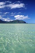 Kaneohe Bay, Oahu, Hawaii<br />