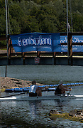 2006, National Rowing Championships,  Causeway Bridge, Strathclyde Country Park,  Motherwell, SCOTLAND. 15.07.2006.  Photo  Peter Spurrier/Intersport Images email images@intersport-images.com.... Rowing Course, Strathclyde Country Park,  Motherwell, SCOTLAND.