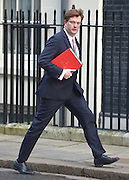 © Licensed to London News Pictures. 05/02/2013. Westminster, UK Treasury Secretary.Danny Alexander. Cabinet Ministers arrive for the weekly Cabinet meeting on 5th February 2013. Photo credit : Stephen Simpson/LNP
