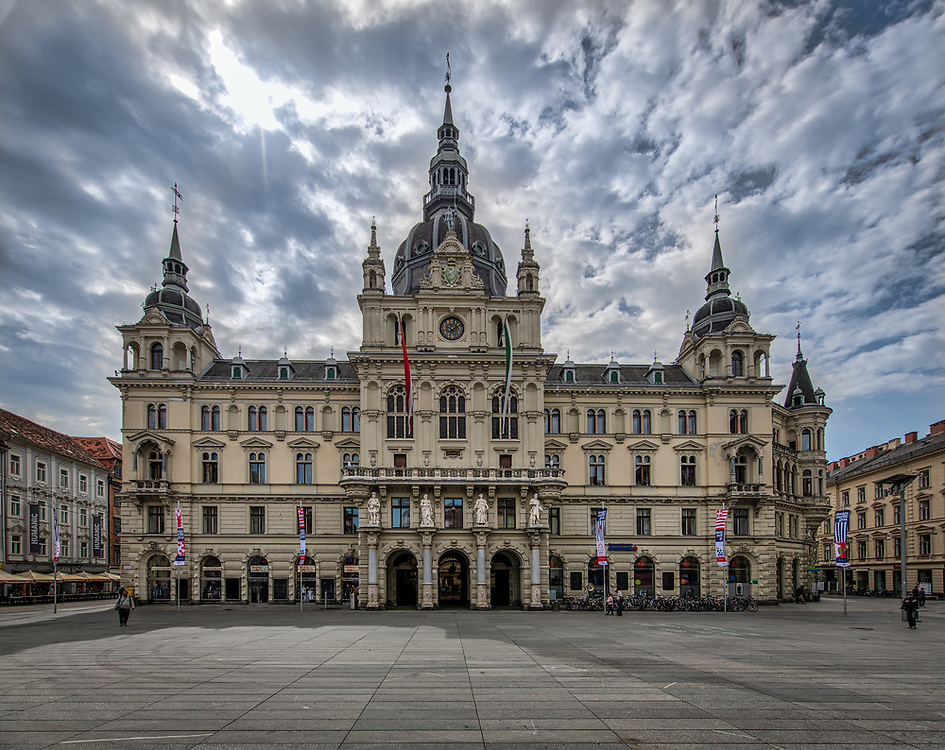 Graz town hall