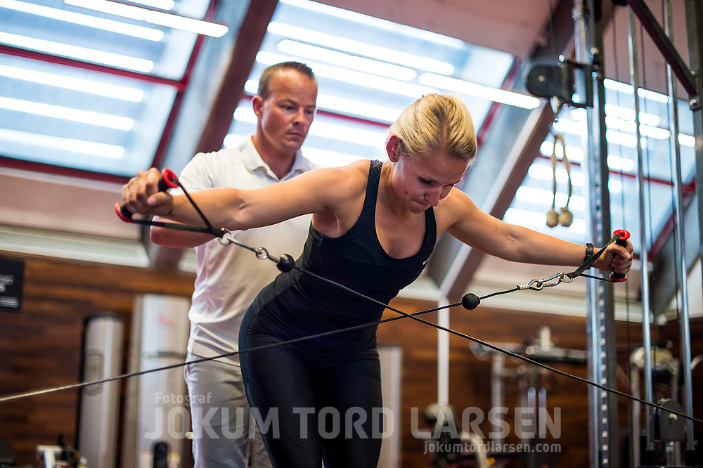 Line Lykke Jensen & Dennis Wounlund