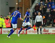 Hull City v Leicester City 281214