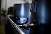 Patos de Minas_MG, 02 de Fevereiro de 2010..Historias - Cachaca Leblon..Na foto, a toneis de fermentacao da bebida...Foto: LEO DRUMOND / NITRO