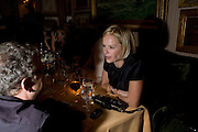 MARIELLA FROSTRUP, Pre Bafta dinner hosted by Charles Finch and Chanel. Mark's Club. Charles St. London. 9 February 2008.  *** Local Caption *** -DO NOT ARCHIVE-© Copyright Photograph by Dafydd Jones. 248 Clapham Rd. London SW9 0PZ. Tel 0207 820 0771. www.dafjones.com.
