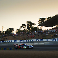 #67, Ford Chip Ganassi Team UK, Ford GT, driven by:  Andy Priaulx, Harry Tincknell, Luis Felipe Derani, 24 Heures Du Mans 85th Edition, 17/06/2017,