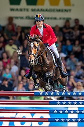 Philippaerts Olivier, BEL, H&M Extra<br /> Spruce Meadows Masters - Calgary 2019<br /> © Hippo Foto - Dirk Caremans<br />  07/09/2019