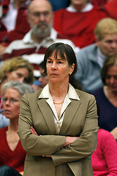 Dec 20, 2011; Stanford CA, USA;  Stanford Cardinal head coach Tara VanDerveer on the sidelines against the Tennessee Lady Volunteers before the game at Maples Pavilion.  Stanford defeated Tennessee 97-80. Mandatory Credit: Jason O. Watson-US PRESSWIRE