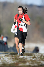 2008 AC XC, Senior Women