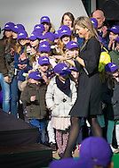 Houten, 14-03-2016<br /> <br /> <br /> Queen Maxima opens Money Week<br /> <br /> Copyright: Royalportraits Europe/Bernard Ruebsamen