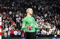 Thierry Omeyer - 07.05.2015 - Montpellier / Paris Saint Germain - 22eme journee de Division 1<br />Photo : Alexandre Dimou / Icon Sport