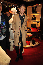 Ralph Lauren unique 4D light installation event, celebrating the launch of the UK ecommerce site, held at Ralph Lauren, 1 New Bond Street, London W1 on 10th November 2010.  Picture Shows:-JEFFERSON HACK