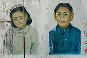 THAILAND. <br />Fortune Tellers shop front.<br />2007