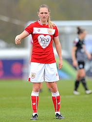 Lucy Graham of Bristol City - Mandatory by-line: Nizaam Jones/JMP- 31/03/2019 - FOOTBALL - Stoke Gifford Stadium - Bristol, England - Bristol City Women v Reading Women - FA Women's Super League 1
