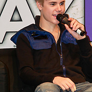 "NLD/Rotterdam/20110327 - Persconferentie Justin Bieber "" Never Say Never"" tour"