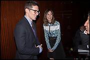Erdem Moralioglu; GIA COPPOLA, Liberatum Cultural Honour for Francis Ford Coppola<br /> with Bulgari Hotel & Residences, London. 17 November 2014