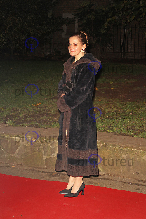 Louise Brealey, Chain of Hope Annual Gala Ball 2013, Supernova, Embankment Gardens, London UK, 14 November 2013, Photo by Brett Cove